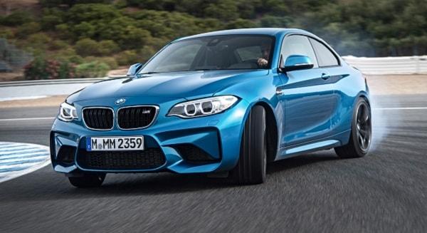 BMW M2 Copue 2016