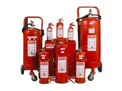 Yangın Söndürme Cihazları Araç Muayene